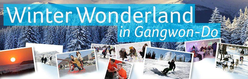 Winter Wonderland in Gangwon-do