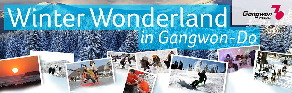 Winter Wonderland | Gangwon-do