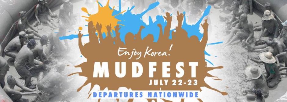 20th Boryeong Mud Festival 2017