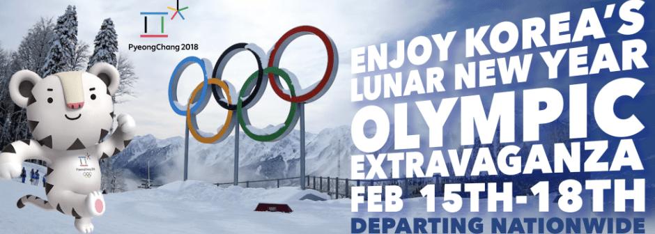 Lunar New Year Olympic Extravaganza 2018