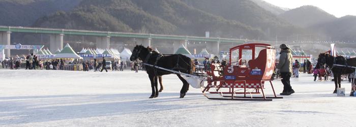 Inje Ice Festival 2018